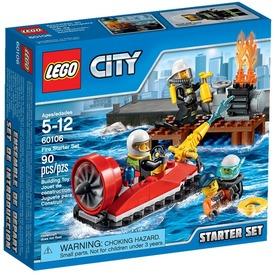 LEGO City Tűzoltó kezdőkészlet 60106 Itt egy ajánlat található, a bővebben gombra kattintva, további információkat talál a termékről.