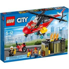 LEGO City Sürgősségi tűzoltó egység 60108 Itt egy ajánlat található, a bővebben gombra kattintva, további információkat talál a termékről.