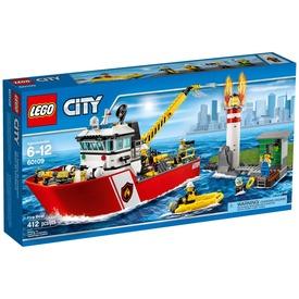 LEGO City Tűzoltóhajó 60109 Itt egy ajánlat található, a bővebben gombra kattintva, további információkat talál a termékről.