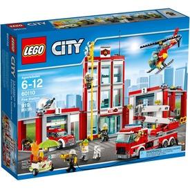 LEGO City Tűzoltóállomás 60110 Itt egy ajánlat található, a bővebben gombra kattintva, további információkat talál a termékről.