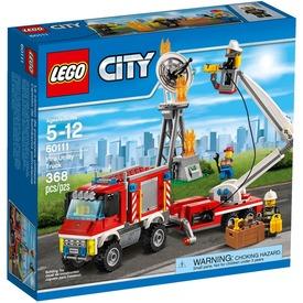 LEGO City Emelőkosaras tűzoltóautó 60111 Itt egy ajánlat található, a bővebben gombra kattintva, további információkat talál a termékről.