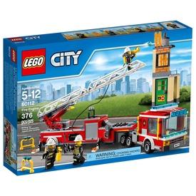 LEGO City Fire 60112 Tűzoltóautó Itt egy ajánlat található, a bővebben gombra kattintva, további információkat talál a termékről.