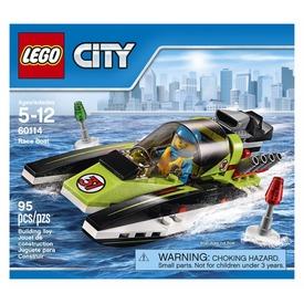 LEGO City Versenycsónak 60114 Itt egy ajánlat található, a bővebben gombra kattintva, további információkat talál a termékről.