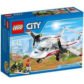 LEGO City Mentőrepülőgép 60116 Itt egy ajánlat található, a bővebben gombra kattintva, további információkat talál a termékről.