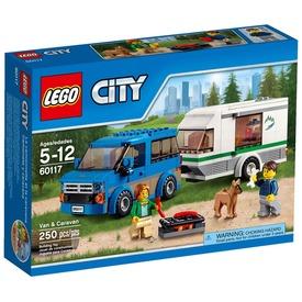 LEGO City Furgon és lakókocsi 60117 Itt egy ajánlat található, a bővebben gombra kattintva, további információkat talál a termékről.