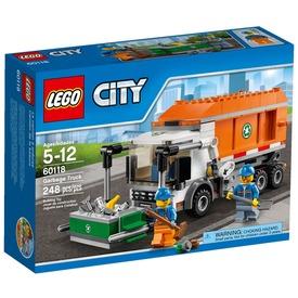 LEGO City Szemetes autó 60118 Itt egy ajánlat található, a bővebben gombra kattintva, további információkat talál a termékről.