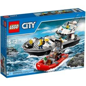 LEGO City Rendőrségi járőrcsónak 60129 Itt egy ajánlat található, a bővebben gombra kattintva, további információkat talál a termékről.