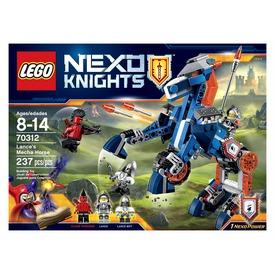 LEGO Nexo Knights Lance mechanikus robotlova 70312 Itt egy ajánlat található, a bővebben gombra kattintva, további információkat talál a termékről.