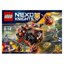 LEGO Nexo Knights Moltor lávazúzója 70313 Itt egy ajánlat található, a bővebben gombra kattintva, további információkat talál a termékről.