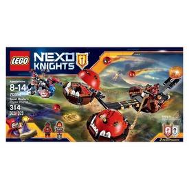 LEGO Nexo Knights A Szörnyek ura harci szekere 70314 Itt egy ajánlat található, a bővebben gombra kattintva, további információkat talál a termékről.