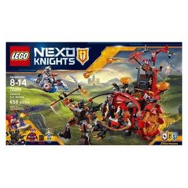 LEGO Nexo Knights Jestro ördögi járműve 70316 Itt egy ajánlat található, a bővebben gombra kattintva, további információkat talál a termékről.