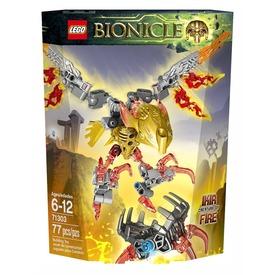 LEGO BIONICLE Ikir - A Tűz szülötte 71303 Itt egy ajánlat található, a bővebben gombra kattintva, további információkat talál a termékről.