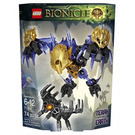 LEGO BIONICLE Terak - A Föld szülötte 71304 Itt egy ajánlat található, a bővebben gombra kattintva, további információkat talál a termékről.