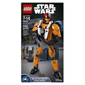 LEGO Star Wars Poe Dameron figura 75115 Itt egy ajánlat található, a bővebben gombra kattintva, további információkat talál a termékről.