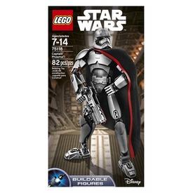 LEGO Star Wars Phasma kapitány 75118 Itt egy ajánlat található, a bővebben gombra kattintva, további információkat talál a termékről.