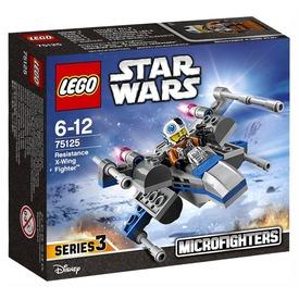 LEGO Star Wars Ellenállás oldali X-Wing űrhajó 75125 Itt egy ajánlat található, a bővebben gombra kattintva, további információkat talál a termékről.