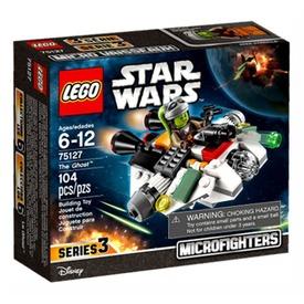 LEGO Star Wars A Kísértet 75127 Itt egy ajánlat található, a bővebben gombra kattintva, további információkat talál a termékről.