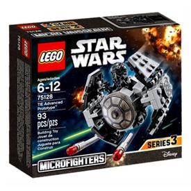 LEGO Star Wars TIE Advanced prototípus 75128