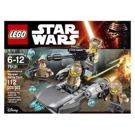 LEGO Star Wars Ellenállás oldali harci csomag 75131 Itt egy ajánlat található, a bővebben gombra kattintva, további információkat talál a termékről.