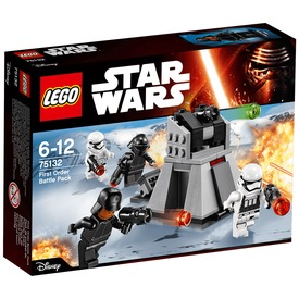 LEGO Star Wars Első rendi harci csomag 75132 Itt egy ajánlat található, a bővebben gombra kattintva, további információkat talál a termékről.