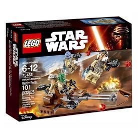 LEGO Star Wars Lázadók csatakészlet 75133 Itt egy ajánlat található, a bővebben gombra kattintva, további információkat talál a termékről.