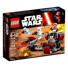 LEGO Star Wars Galaktikus Birodalom csatakészlet 75134 Itt egy ajánlat található, a bővebben gombra kattintva, további információkat talál a termékről.