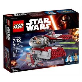 LEGO Star Wars Obi-Wan Jedi elfogója 75135 Itt egy ajánlat található, a bővebben gombra kattintva, további információkat talál a termékről.