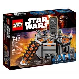 LEGO Star Wars Szénfagyasztó kamra 75137 Itt egy ajánlat található, a bővebben gombra kattintva, további információkat talál a termékről.