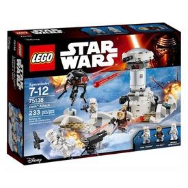 LEGO Star Wars Hoth támadás 75138 Itt egy ajánlat található, a bővebben gombra kattintva, további információkat talál a termékről.