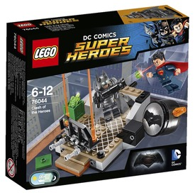 LEGO Super Heroes Hősök viadala 76044 Itt egy ajánlat található, a bővebben gombra kattintva, további információkat talál a termékről.