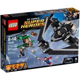 LEGO Super Heroes 76046 Az igazság hősei: Csata a magasban Itt egy ajánlat található, a bővebben gombra kattintva, további információkat talál a termékről.