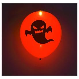 Halloweeen LED lufi 5 darabos készlet