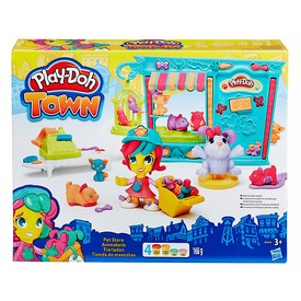 Play-Doh állatbolt gyurmakészlet Itt egy ajánlat található, a bővebben gombra kattintva, további információkat talál a termékről.