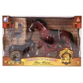 Ló család figurakészlet