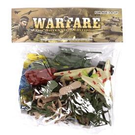 Warfare katonai készlet zacskóban - nagy Itt egy ajánlat található, a bővebben gombra kattintva, további információkat talál a termékről.