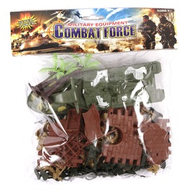 Combat Force katonai figurakészlet Itt egy ajánlat található, a bővebben gombra kattintva, további információkat talál a termékről.