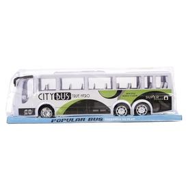 Lendkerekes távolsági busz - 34 cm, többféle