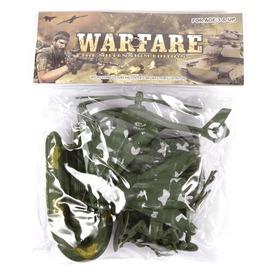 Warfare katonai készlet zacskóban