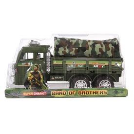 Katonai teherautó ponyvával - 25 cm Itt egy ajánlat található, a bővebben gombra kattintva, további információkat talál a termékről.
