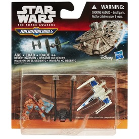 Star Wars: mini jármű 3 darabos készlet - többféle Itt egy ajánlat található, a bővebben gombra kattintva, további információkat talál a termékről.