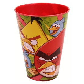 Angry Birds műanyag pohár - piros, 300 ml Itt egy ajánlat található, a bővebben gombra kattintva, további információkat talál a termékről.
