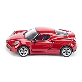 Siku: Alfa Romeo 4C 1:55 - 1451 Itt egy ajánlat található, a bővebben gombra kattintva, további információkat talál a termékről.