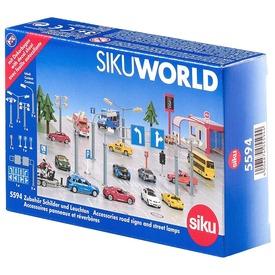 Siku: World jelzőtábla és lámpa készlet - 5594 Itt egy ajánlat található, a bővebben gombra kattintva, további információkat talál a termékről.