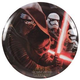 Star Wars: Az ébredő Erő lapostányér Itt egy ajánlat található, a bővebben gombra kattintva, további információkat talál a termékről.