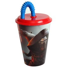 Star Wars: Kylo Ren pohár szívószállal - 430 ml Itt egy ajánlat található, a bővebben gombra kattintva, további információkat talál a termékről.
