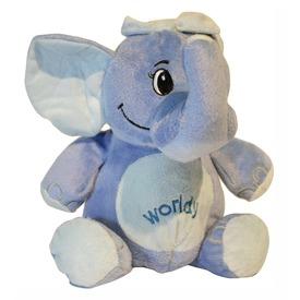 Elefánt plüssfigura - 25 cm, többféle