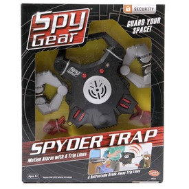 Spy Gear pókos riasztó Itt egy ajánlat található, a bővebben gombra kattintva, további információkat talál a termékről.