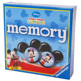 Mikiegér játszóháza memóriajáték