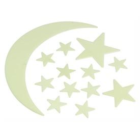 Fluoreszkáló hold + csillagok  Itt egy ajánlat található, a bővebben gombra kattintva, további információkat talál a termékről.