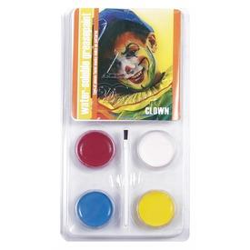 Bohóc 4 darabos arcfesték Itt egy ajánlat található, a bővebben gombra kattintva, további információkat talál a termékről.